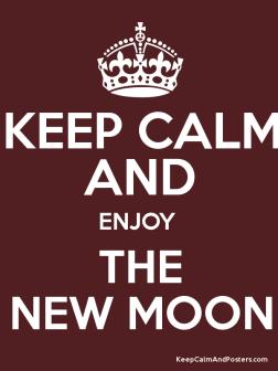 NEW MOON/SOLAR ECLIPSE WORK