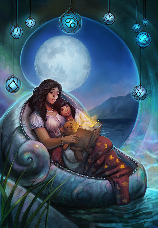 June's New Moon in Cancer | Rubys Readings