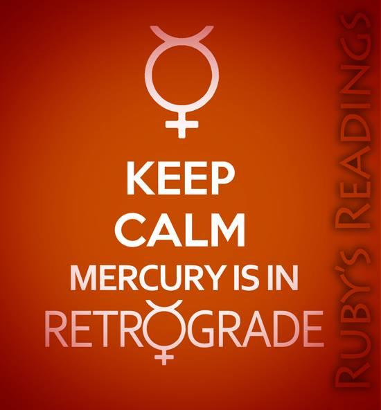 Mercury Retrograde Jan 16 | Rubys Readings